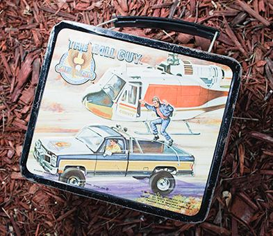 The Fall Guy Lunch Box